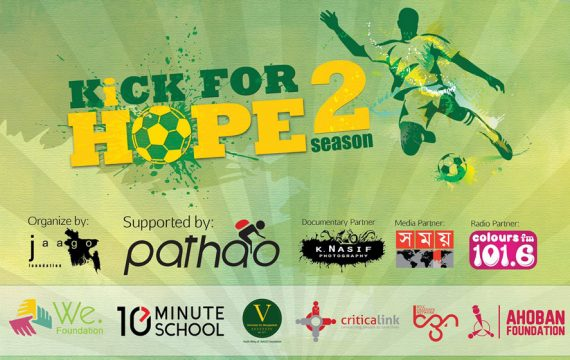 Kick For Hope: Season 2