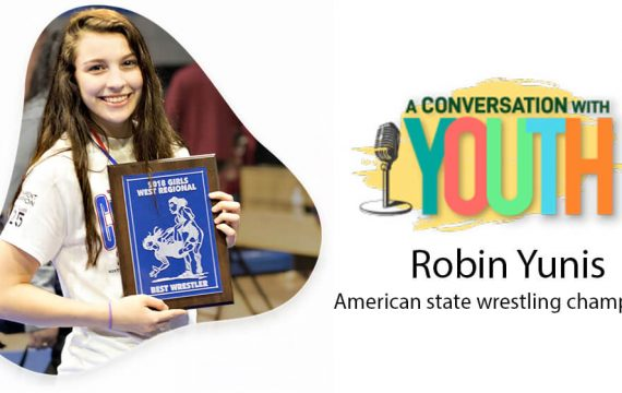 A Conversation with Youth | Robin Yunis